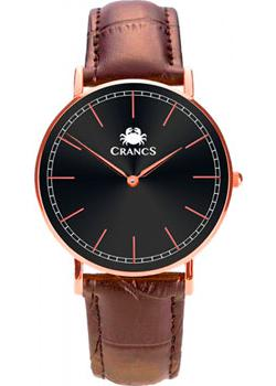 Crancs Часы Crancs 40RBR-gLeGL21. Коллекция Sotavento мужские часы crancs 40sws ny36