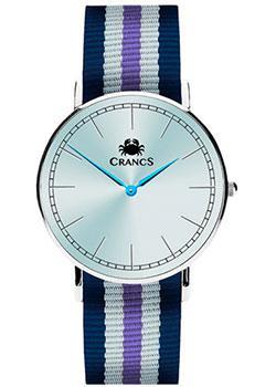 Crancs Часы Crancs 40SSB-Ny117. Коллекция Sotavento цена и фото