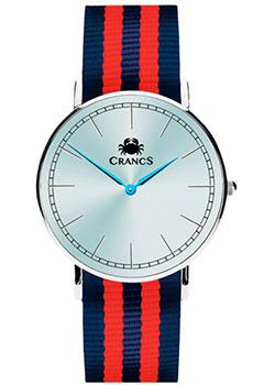 Crancs Часы Crancs 40SSB-Ny14. Коллекция Sotavento мужские часы crancs 40sws ny36