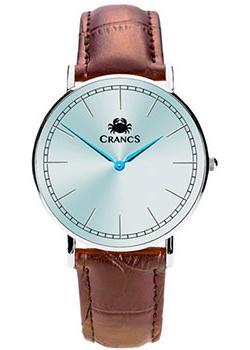 Crancs Часы Crancs 40SSB-gLeGL21. Коллекция Sotavento мужские часы crancs 40sws ny36