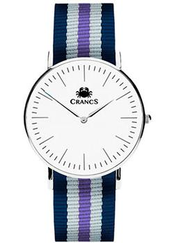Crancs Часы Crancs 40SWS-Ny117. Коллекция Sotavento мужские часы crancs 40sws ny36
