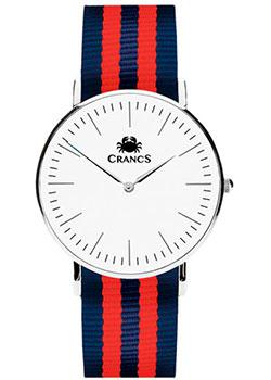 Crancs Часы Crancs 40SWS-Ny14. Коллекция Sotavento мужские часы crancs 40sws ny36