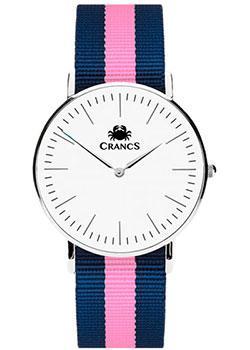 все цены на Crancs Часы Crancs 40SWS-Ny36. Коллекция Sotavento