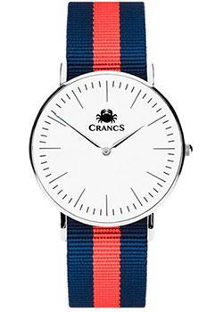 Crancs Часы Crancs 40SWS-Ny49. Коллекция Sotavento комплект дисков 4шт 6 спиц черные sws 3320107 b