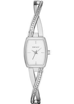 DKNY Часы DKNY NY2252. Коллекция Crosswalk dkny stanhope ny2406