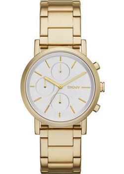 DKNY Часы DKNY NY2274. Коллекция Soho цена