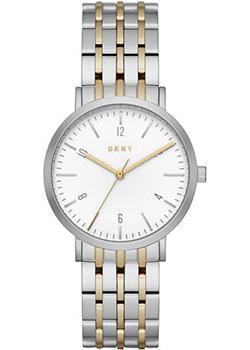 DKNY Часы DKNY NY2505. Коллекция Minetta dkny minetta ny2507