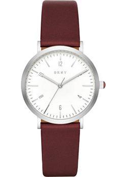 DKNY Часы DKNY NY2508. Коллекция Minetta dkny minetta ny2507