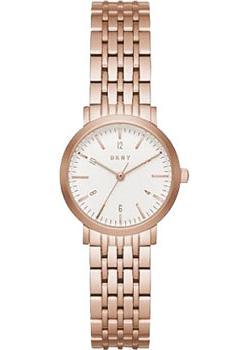 DKNY Часы DKNY NY2511. Коллекция Minetta dkny minetta ny2507
