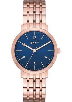 DKNY Часы DKNY NY2611. Коллекция Minetta dkny minetta ny2507
