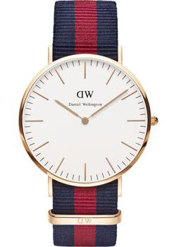 Daniel Wellington Часы Daniel Wellington 0101DW. Коллекция Oxford gdstime 2 pcs 75mm x 15mm brushless 12 v 2pin dc cooling blower fan 7515 7cm 75x15mm 7 5cm