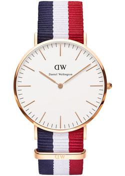 Daniel Wellington Часы Daniel Wellington 0103DW. Коллекция Cambridge