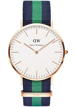 Daniel Wellington Часы Daniel Wellington 0105DW. Коллекция Warwick все цены