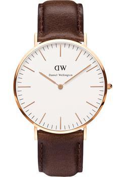 Daniel Wellington Часы Daniel Wellington 0109DW. Коллекция Bristol daniel wellington наручные часы