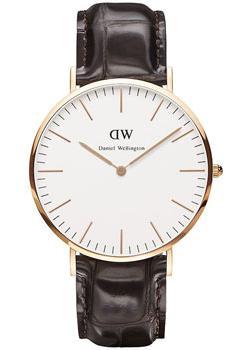 Daniel Wellington Часы Daniel Wellington 0111DW. Коллекция York daniel wellington наручные часы