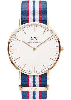 Daniel Wellington Часы Daniel Wellington 0113DW. Коллекция Belfast цена и фото