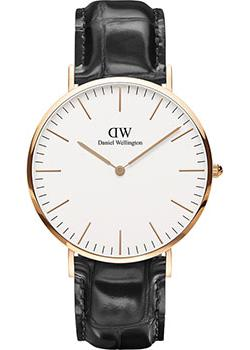 Daniel Wellington Часы Daniel Wellington 0114DW. Коллекция Reading декоративные часы wellington an3657