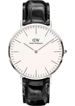 Daniel Wellington Часы Daniel Wellington 0214DW. Коллекция Reading декоративные часы wellington an3657