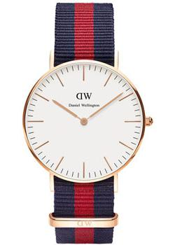 Daniel Wellington Часы Daniel Wellington 0501DW. Коллекция Oxford