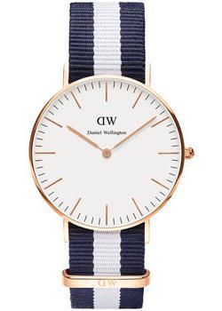 Daniel Wellington Часы Daniel Wellington 0503DW. Коллекция Glasgow daniel wellington часы daniel wellington 0953dw коллекция glasgow