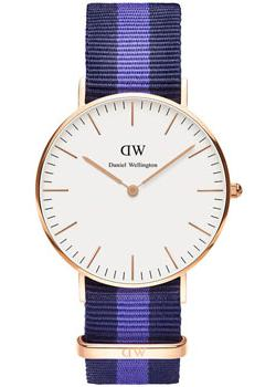 Daniel Wellington Часы Daniel Wellington 0504DW. Коллекция Swansea