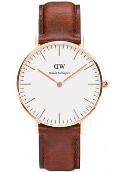 Daniel Wellington Часы Daniel Wellington 0507DW. Коллекция St Mawes все цены