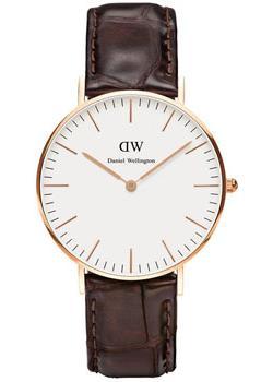 Daniel Wellington Часы Daniel Wellington 0510DW. Коллекция York daniel wellington часы daniel wellington 0112dw коллекция exeter