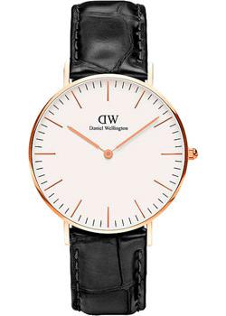Daniel Wellington Часы Daniel Wellington 0513DW. Коллекция Reading декоративные часы wellington an3657