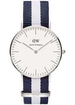Daniel Wellington Часы Daniel Wellington 0602DW. Коллекция Glasgow цена
