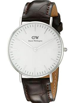Daniel Wellington Часы Daniel Wellington 0610DW. Коллекция York декоративные часы wellington an3657