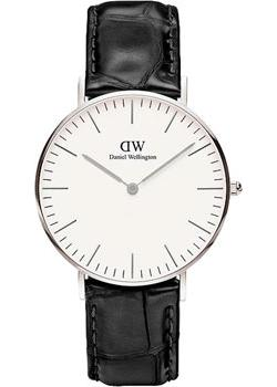 Daniel Wellington Часы Daniel Wellington 0613DW. Коллекция Reading декоративные часы wellington an3657