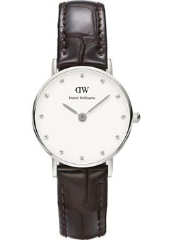 купить Daniel Wellington Часы Daniel Wellington 0922DW. Коллекция York по цене 9500 рублей
