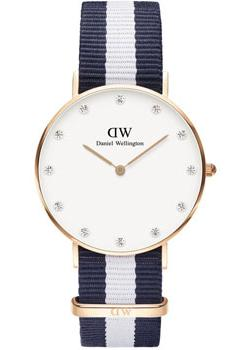 Daniel Wellington Часы Daniel Wellington 0953DW. Коллекция Glasgow shinedown glasgow