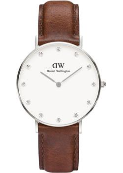 Daniel Wellington Часы Daniel Wellington 0960DW. Коллекция St Andrews декоративные часы wellington an3657