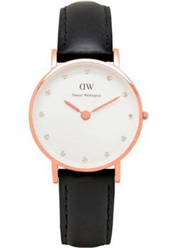 Daniel Wellington Часы Daniel Wellington DW00100076. Коллекция Sheffield цена и фото