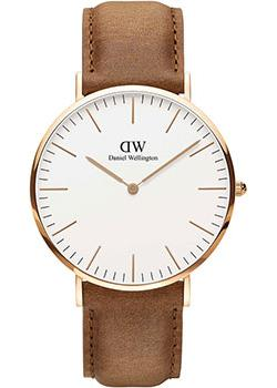 Daniel Wellington Часы Daniel Wellington DW00100109. Коллекция Durham