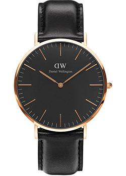 Daniel Wellington Часы Daniel Wellington DW00100127. Коллекция Classic Black Sheffield daniel wellington часы daniel wellington dw00100141 коллекция classic black reading