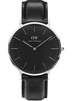 Daniel Wellington Часы Daniel Wellington DW00100133. Коллекция Classic Black Sheffield мужские часы daniel wellington classic cardiff silver