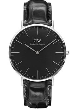 Daniel Wellington Часы Daniel Wellington DW00100135. Коллекция Classic Black Reading часы daniel wellington