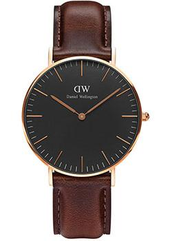 Daniel Wellington Часы Daniel Wellington DW00100137. Коллекция Classic Black Bristol