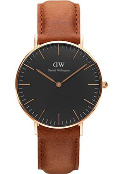 Daniel Wellington Часы Daniel Wellington DW00100138. Коллекция Classic Black Durham