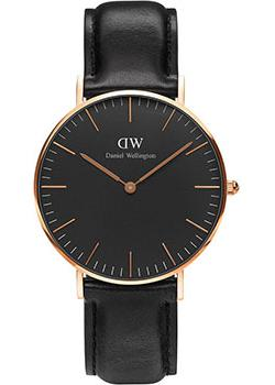 Daniel Wellington Часы Daniel Wellington DW00100139. Коллекция Classic Black Sheffield daniel wellington часы daniel wellington dw00100141 коллекция classic black reading