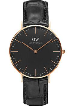 Daniel Wellington Часы Daniel Wellington DW00100141. Коллекция Classic Black Reading