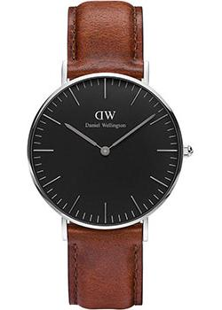 Daniel Wellington Часы Daniel Wellington DW00100142. Коллекция Classic Black St Mawes