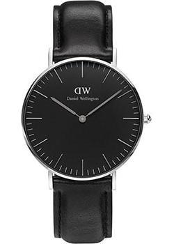Daniel Wellington Часы Daniel Wellington DW00100145. Коллекция Classic Black Sheffield мужские часы daniel wellington classic cardiff silver