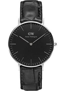 Daniel Wellington Часы Daniel Wellington DW00100147. Коллекция Classic Black Reading цена и фото