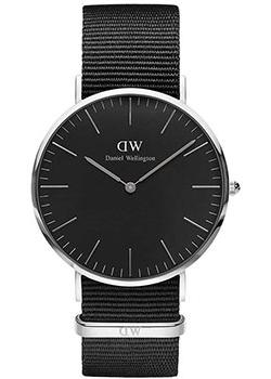 Daniel Wellington Часы Daniel Wellington DW00100149. Коллекция Classic Black Cornwall цена и фото