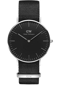 Daniel Wellington Часы Daniel Wellington DW00100151. Коллекция Classic Black Cornwall