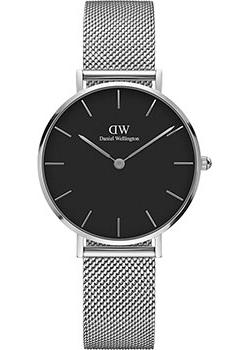 Daniel Wellington Часы Daniel Wellington DW00100162. Коллекция Classic Petite everswiss часы everswiss 2787 lbkbk коллекция classic