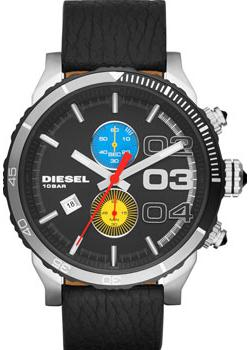 Diesel Часы Diesel DZ4331. Коллекция Double Down diesel часы diesel dz1677 коллекция double down